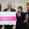 Кампанията срещу рака на гърдата на AVON дари 1000 безплатни прегледи в Русе