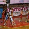 Дунав 8806 с публика за мача с Монтана 2003